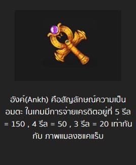 ankh slot pharaoh
