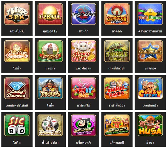 gold hall online games