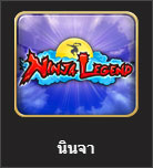 ninja legend slot gclub