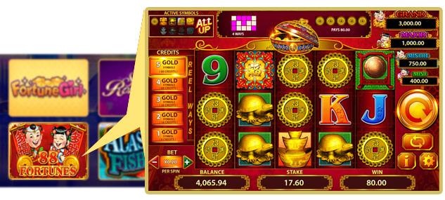 slot online big win
