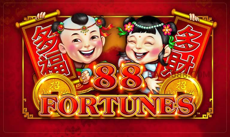 88fortunes slot online